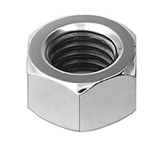 1/2-13 HEX NUT STAINLESS STEEL 18-8 25BX