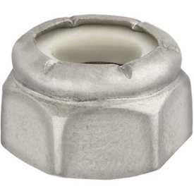 1/2-13 NYLON LOCK NUT 10BX