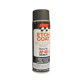 ETCH COAT BLACK 15OZ