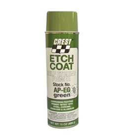 ETCH COAT GREEN 15OZ