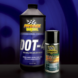 BRAKE DOT4 KIT 32OZ 12/2PT